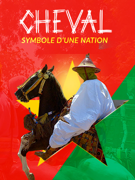 Cheval Symbole D'une Nation